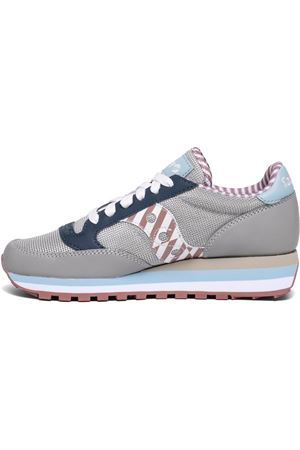 Jazz Triple Grey/Navy/Red SAUCONY | 5032238 | 6049702