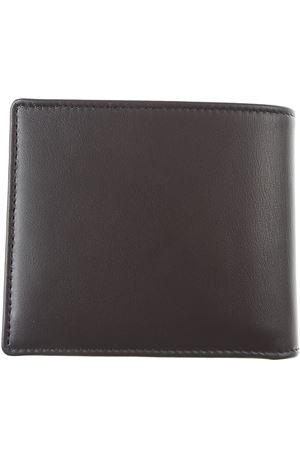 Wallet in leather Blue TOD