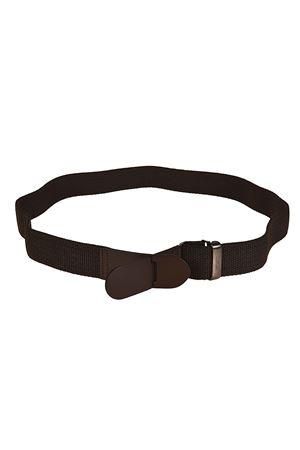 Greca brown canvas belt TOD