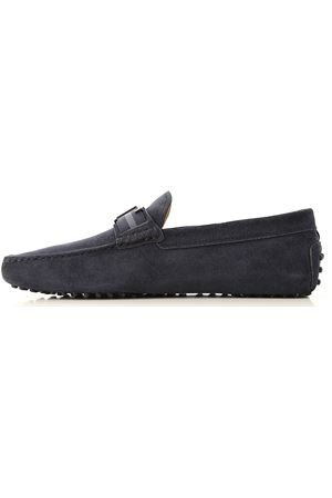 Gommino Driving Shoes In Suede TOD