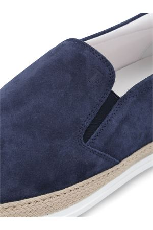 Slip-on shoes in suede TOD