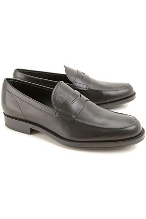 LEATHER LOAFERS TOD