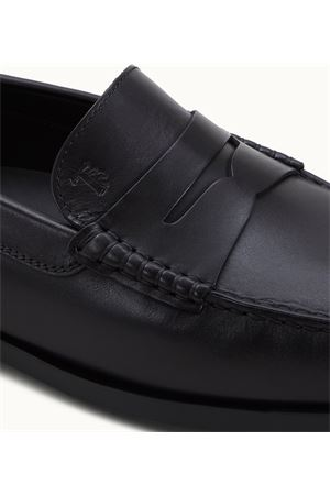 Loafers In Leather TOD