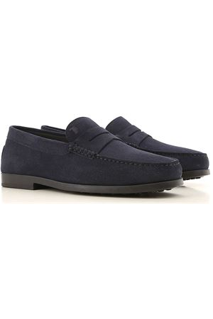 Loafers In Suede TOD