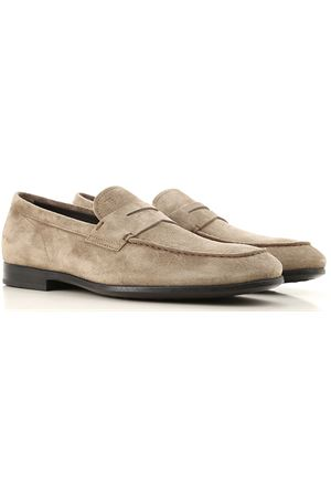 Mocassino In Pelle Scamosciata XXM51B00010RE0C405 TOD