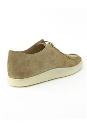 SUEDE SNEAKERS WITH RUBBER PEBBLES TOD