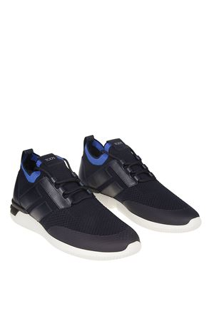SHOEKER NO_CODE_02 KNIT FABRIC SNEAKERS TOD