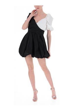 WHITE AND BLACK RAYA DRESS ANIYE BY | 11 | 18567600052