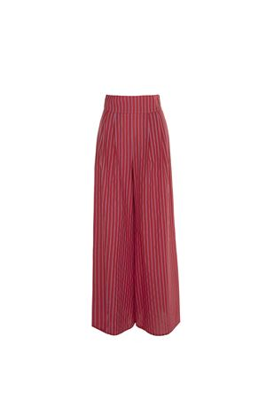 RED STRIPED TROUSERS BEATRICE B | 20000005 | 148582725220