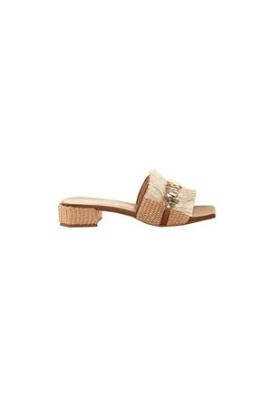BROWN SANDAL BEATRICE B | 5032258 | 9890LUX203