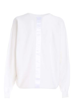 BOXY SWEATER IN WHITE COLMAR | 7 | 43607UL01