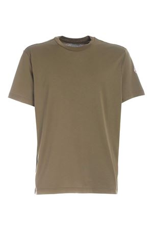 T-SHIRT VERDE CON STAMPA LOGO 75206SS520 COLMAR | 8 | 75206SS520
