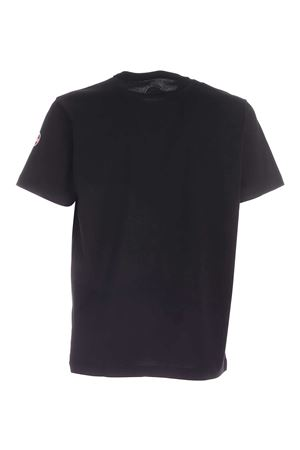 T-SHIRT NERA CON STAMPA LOGO 75206SS99 COLMAR | 8 | 75206SS99