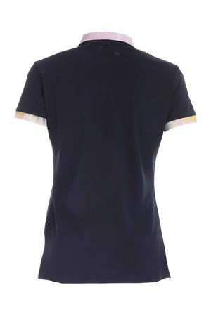 CONTRASTING DETAILS POLO SHIRT IN BLUE COLMAR | 2 | 87064SH68