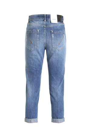 KOONS FADED JEANS IN BLUE DONDUP | 24 | DP268BDS0107DAY5DD800