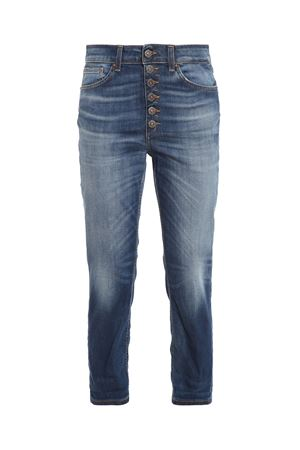 KOONS GIOIELLO JEANS IN BLUE