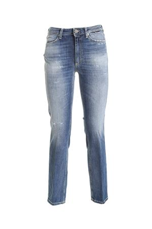 ALLIE JEANS IN FADED BLUE DONDUP | 24 | DP527DS0229DBD3WDD800