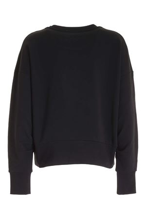 STUDS SWEATSHIRT IN BLACK