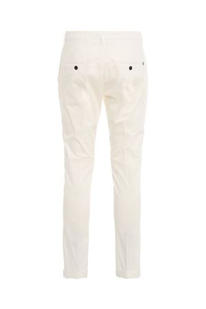 PANTALONE GAUBERT BIANCO UP235GSE046UPTDDU001 DONDUP | 20000005 | UP235GSE046UPTDDU001