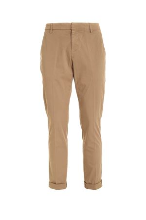 PANTALONE GAUBERT MARRONE UP235GSE046UPTDDU028 DONDUP | 20000005 | UP235GSE046UPTDDU028