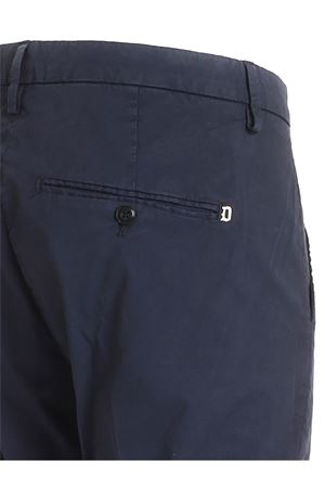 PANTALONE GAUBERT BLU UP235GSE046UPTDDU890 DONDUP | 20000005 | UP235GSE046UPTDDU890