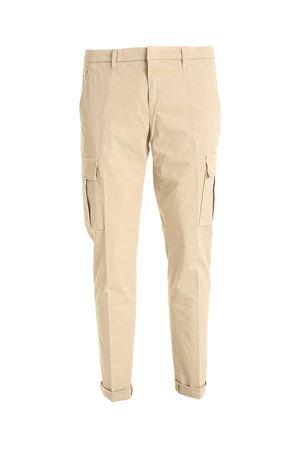 ZENO PANTS IN BEIGE DONDUP | 20000005 | UP538GSE046UPTDDU019