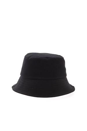 DONDUP CAP IN BLACK DONDUP | 26 | UQ098Y00495UXXXDU999