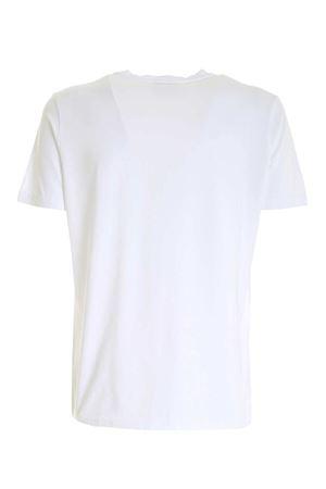 GIN PRINT T-SHIRT IN WHITE DONDUP | 8 | US198JF0284UBH3DU000