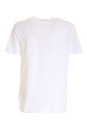 SPRITZ PRINT T-SHIRT IN WHITE DONDUP | 8 | US198JF0284UBH4DU000