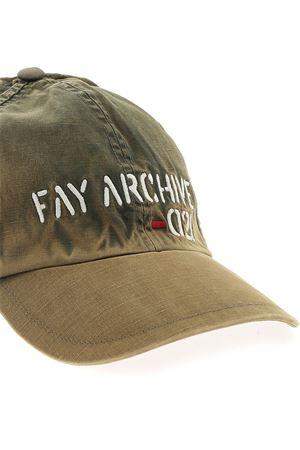 GREEN FAY ARCHIVE HAT FAY | 26 | N7MF342106TRR3V608