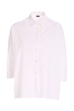WHITE OVER SHIRT FAY | 6 | NCWA542571SQNWB001