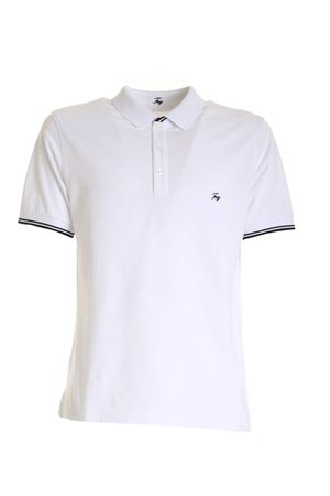 STRETCH POLO SHIRT FAY | 2 | NPMB242134STDWB001