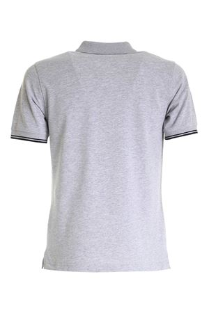STRETCH GRAY POLO SHIRT FAY | 2 | NPMB242134STDWB208