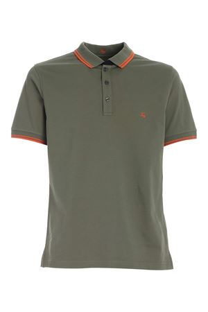 GREEN STRETCH POLO FAY | 2 | NPMB242140STDWV607