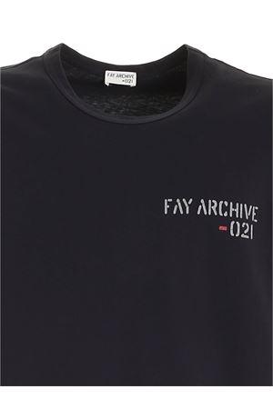 T-SHIRT FAY ARCHIVE NPMB342105LTGGU807 FAY | 8 | NPMB342105LTGGU807