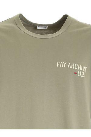 T-SHIRT - FAY ARCHIVE FAY | 8 | NPMB342105LTGGV601