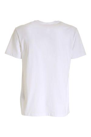 T-SHIRT IN WHITE COTTON FAY | 8 | NPMB3421300SHOB001