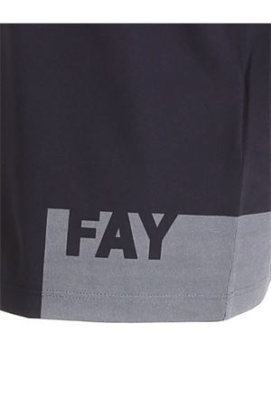 BLUE T-SHIRT FAY | 8 | NPMB3421310SHOU807