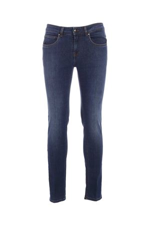 5-POCKET JEANS IN BLUE FAY | 24 | NTM8242196LL65U801