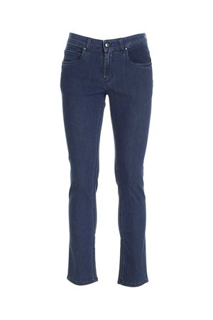 5-POCKET JEANS IN BLUE FAY | 24 | NTM8242196LTHQU208