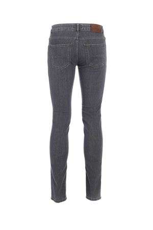 5-POCKET JEANS IN GREY FAY | 24 | NTM8242196LTHSB400