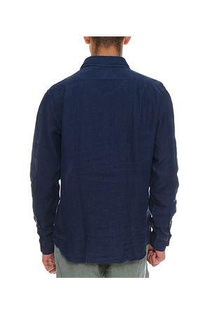 BLUE LINEN SHIRT HARTFORD | 6 | AV0100141