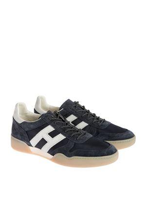 Sneakers H357 Blu HXM3570AC40N3K64GT HOGAN | 5032294 | HXM3570AC40N3K64GT