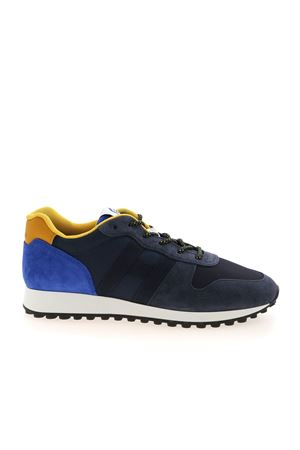 H429 SNEAKERS IN BLUE HOGAN | 5032238 | HXM4290AN51PH5839E