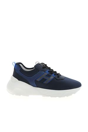 ACTIVE ONE BLUE SNEAKERS HOGAN | 5032238 | HXM4430BU70PG91RT1