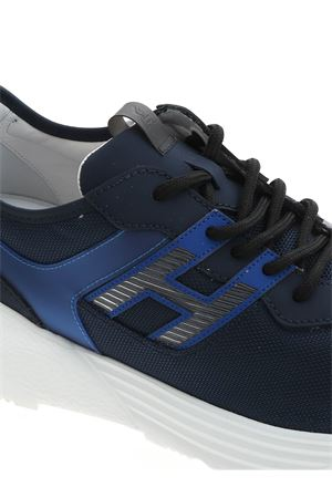 SNEAKERS ACTIVE ONE BLU HXM4430BU70PG91RT1 HOGAN | 5032238 | HXM4430BU70PG91RT1