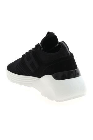 ACTIVE ONE KNIT SNEAKERS IN BLACK HOGAN | 5032238 | HXM4430CM51BTMB999