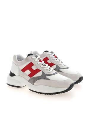 SNEAKERS INTERACTION BIANCHE HXM5450DN90PNX615G HOGAN | 120000001 | HXM5450DN90PNX615G