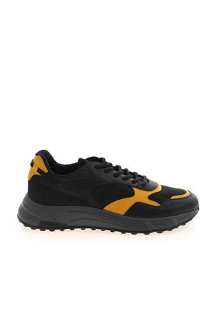 HYPERLIGHT SNEAKERS IN BLACK HOGAN | 5032238 | HXM5630DM90PJ808M2