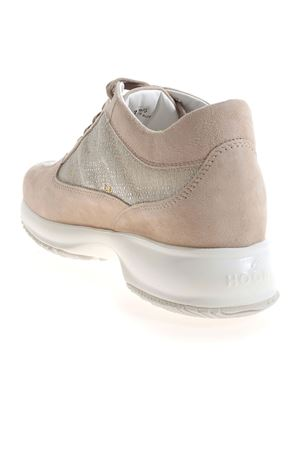 INTERACTIVE SNEAKERS IN PINK HOGAN | 5032238 | HXW00N00E10MZ0M024
